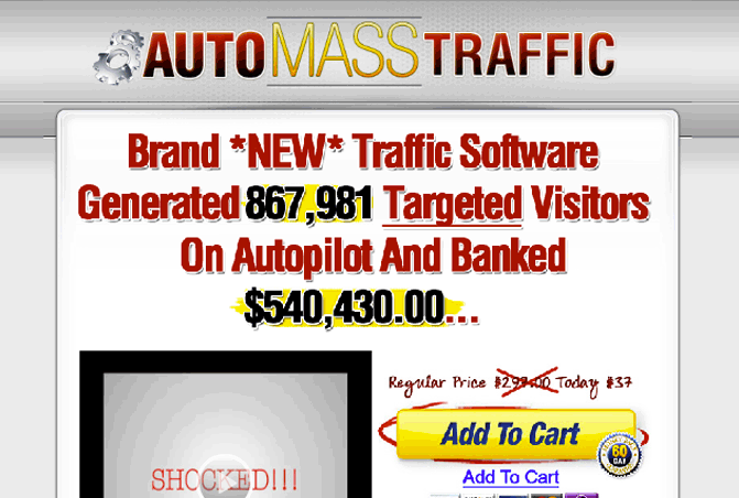 Review of Mass Traffic Generation