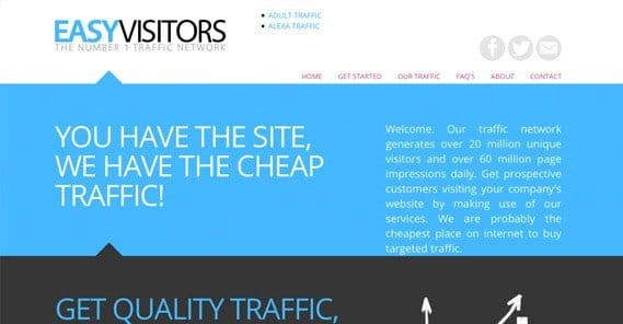 EasyVisitors