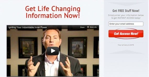 Opt In video
