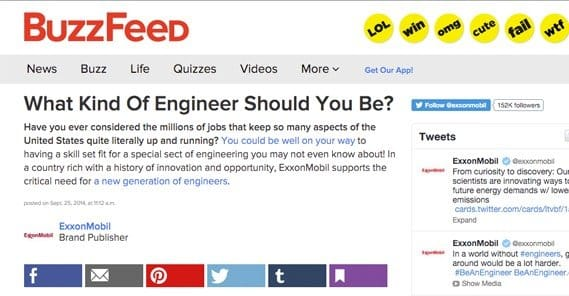 Buzzfeed Engineer Test