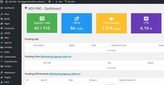 Ad Manager for WordPress