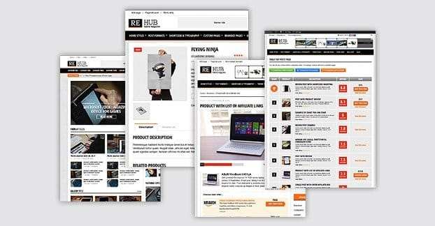 What Is The Best Wordpress Theme For An Affiliate Site