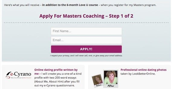 Dating and Coaching