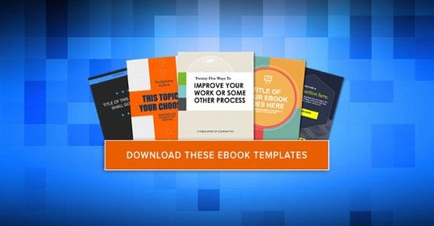 Huge List Of Ebook Templates You Can Download For Free
