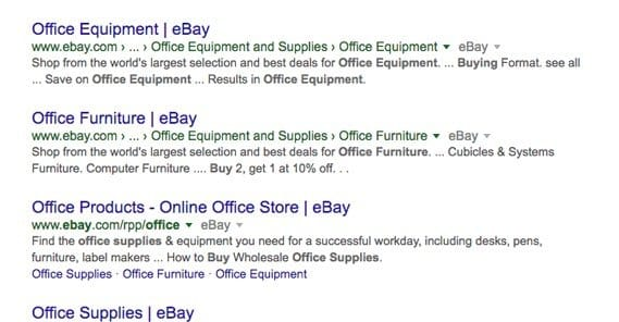 eBay SEO Power