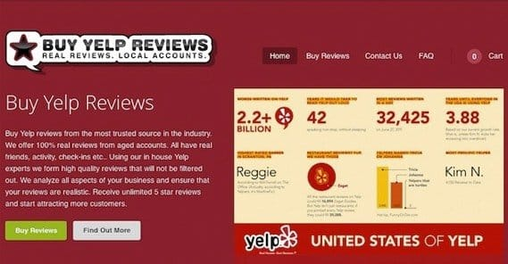 Is It Legal to Buy Yelp and TripAdvisor Reviews