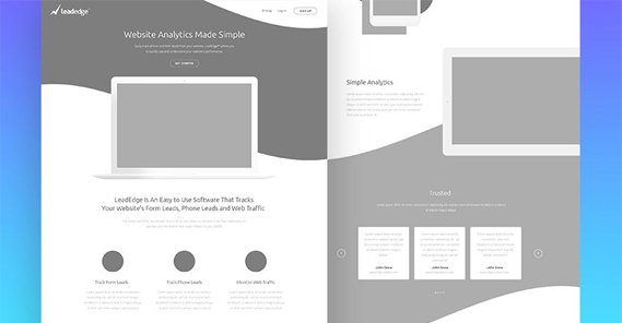 Designing a Site Wireframe