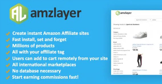 Example Affiliate Site Builder