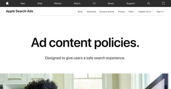 Ad Content Policies